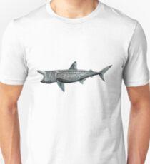 Basking shark (Cetorhinus maximus) Unisex T-Shirt