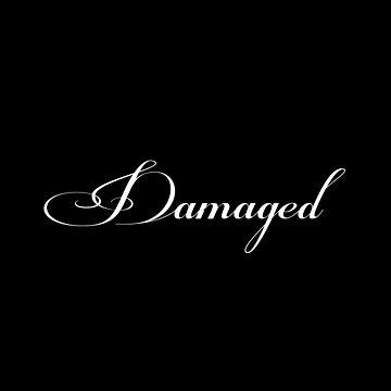 DAMAGED - black vrs. by sphyinxx