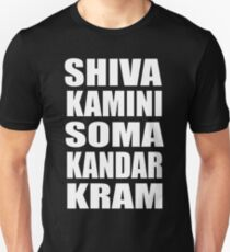 The League - Shiva Kamini Soma Kandarkram T-Shirt