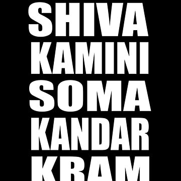 The League - Shiva Kamini Soma Kandarkram by Television-