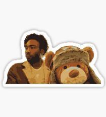 Childish Gambino - 3005 Sticker
