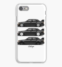 Mercedes 190E Evolution II iPhone Case/Skin