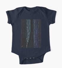 Slot Canyon in Moonlight original painting One Piece - Short Sleeve