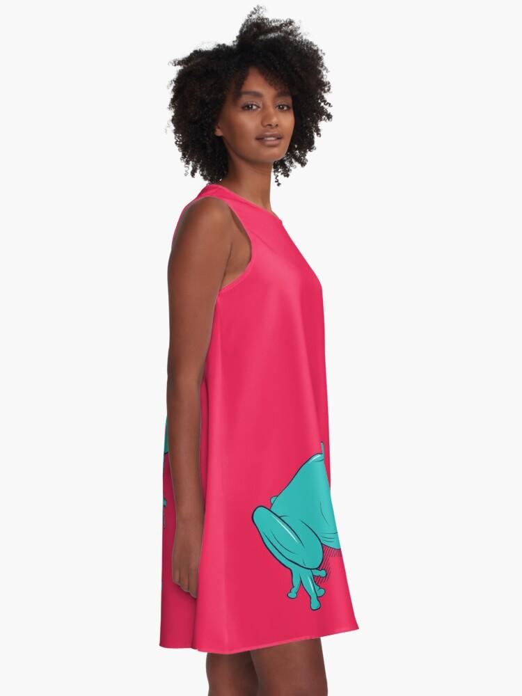 Alternate view of Frawg A-Line Dress