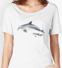Bottlenose dolphin Women's Relaxed Fit T-Shirt