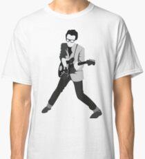 Elvis Costello Print Classic T-Shirt