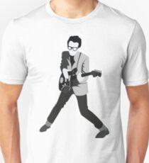 Elvis Costello Print Unisex T-Shirt