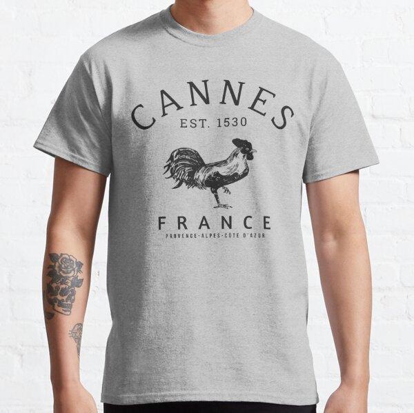 Cannes France Classic T-Shirt