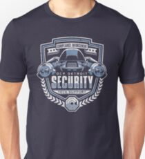 ED-209 - OCP Detroit Security - Tech Support Unisex T-Shirt