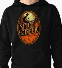 Spice Beer Label Pullover Hoodie