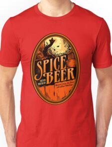 Spice Beer Label Unisex T-Shirt