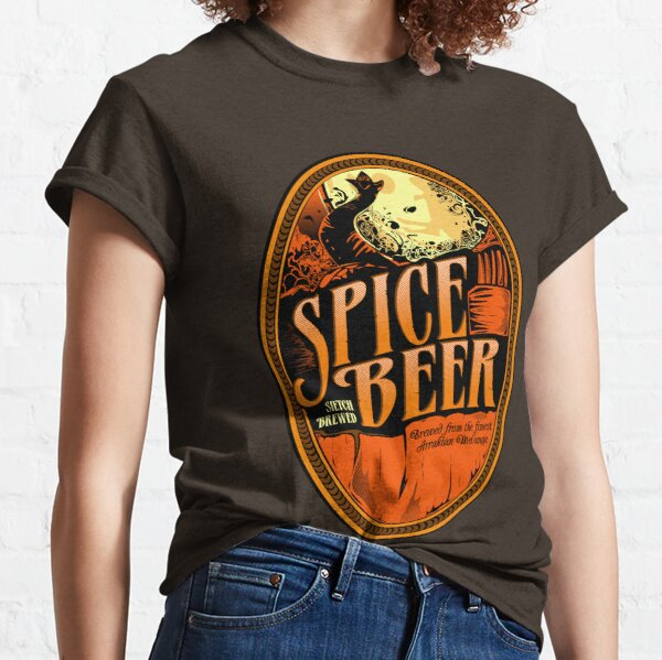 Spice Beer Label Classic T-Shirt