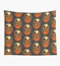 Spice Beer Label Wall Tapestry
