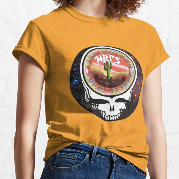 New Riders Of The Purple Sage Stealie Classic T-Shirt
