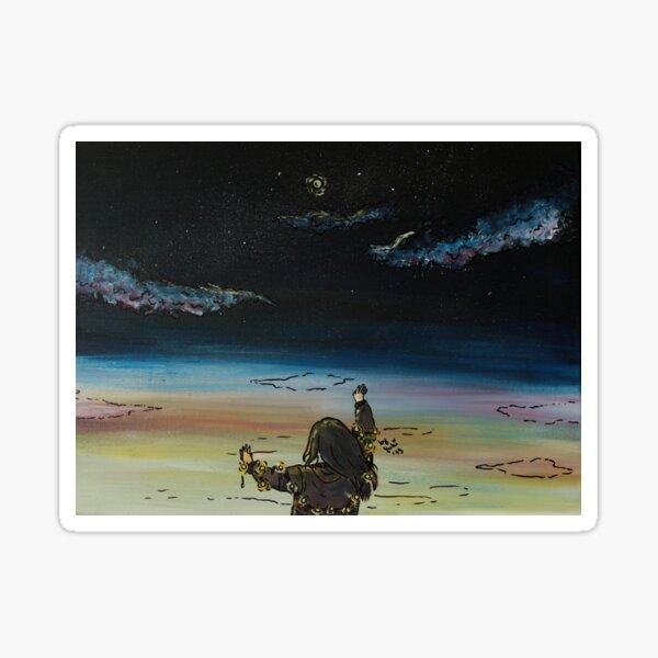 "Illustration - ""Star Dance"" Sticker"