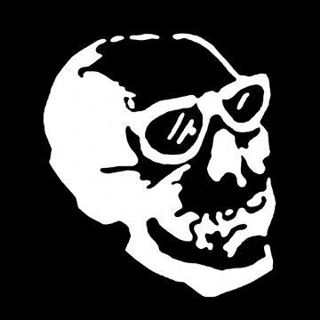 Vintage Skull 2 by Barnsy14