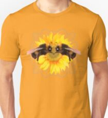 Bumble Bee on sunflower  T-Shirt