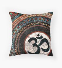 Mandala design 1 Throw Pillow