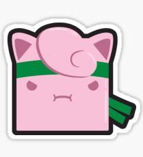 Hungrybox Puff Sticker