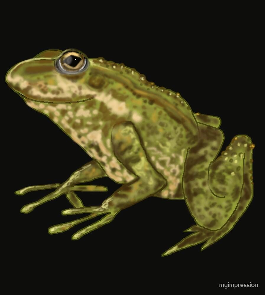 Froggy  by myimpression