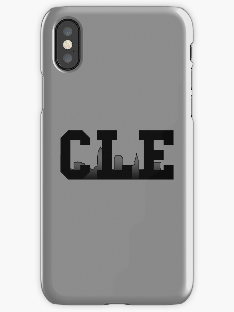 CLE - Skyline by Iaccol