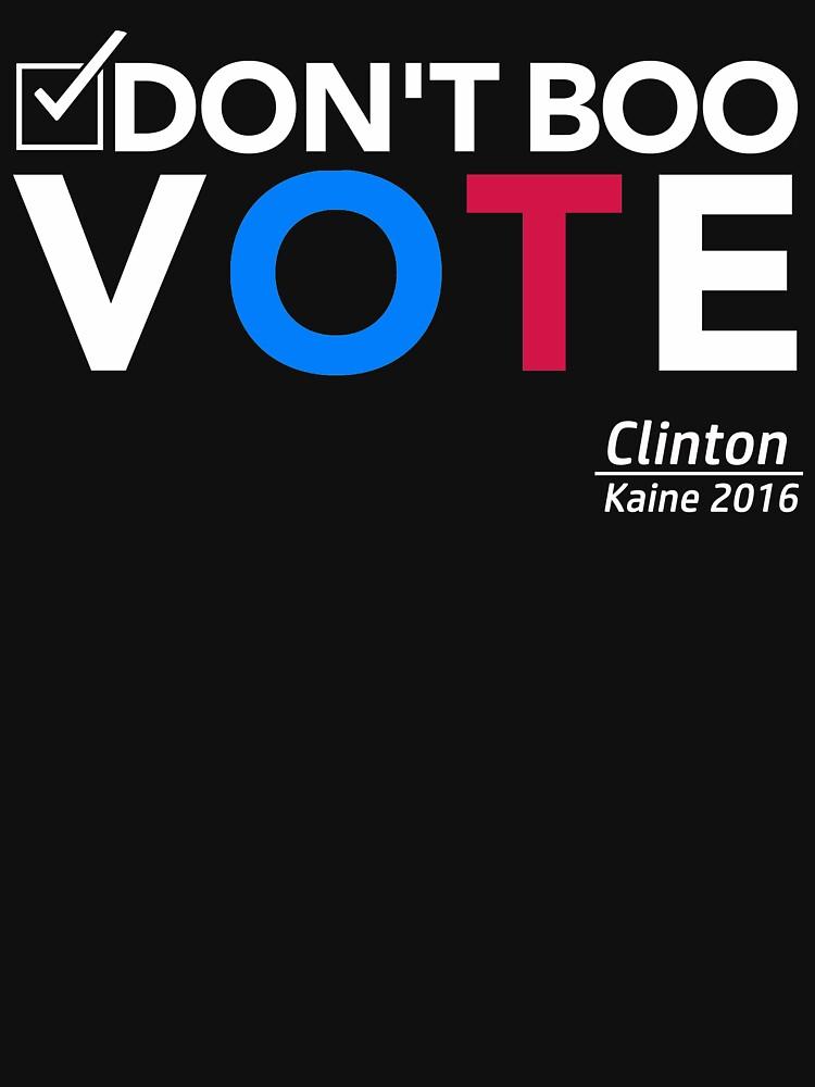Nicht böse: Hillary Clinton / Kaine von BootsBoots