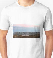 Kure Beach Pier Unisex T-Shirt