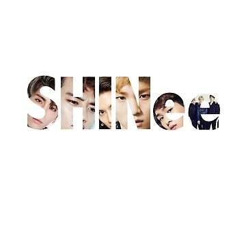 Shinee logo members  by TotoroXkawaii