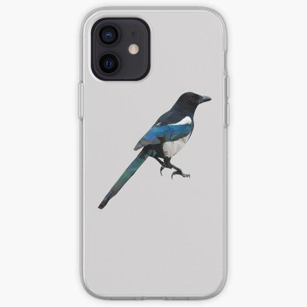 Magpie iPhone Soft Case
