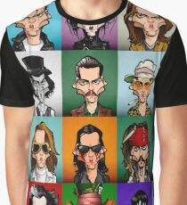 Here's Johnny! Graphic T-Shirt