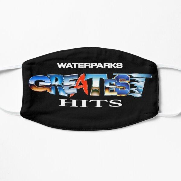 Greatest Hits Waterparks Logo Flat Mask