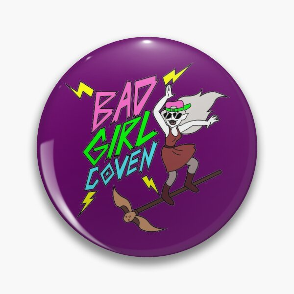 Bad Girl Coven  Pin