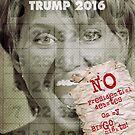 Donald J. Trump presidential debates strategy ideas. by Alex Preiss