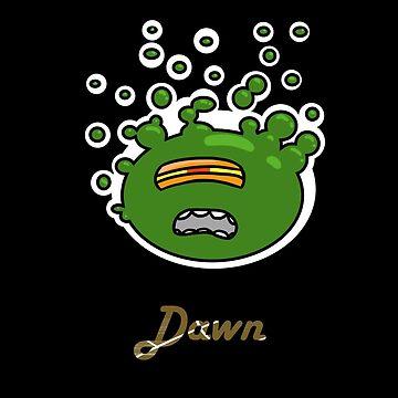 Hunger Bubble - Dawn by ShadedDawn