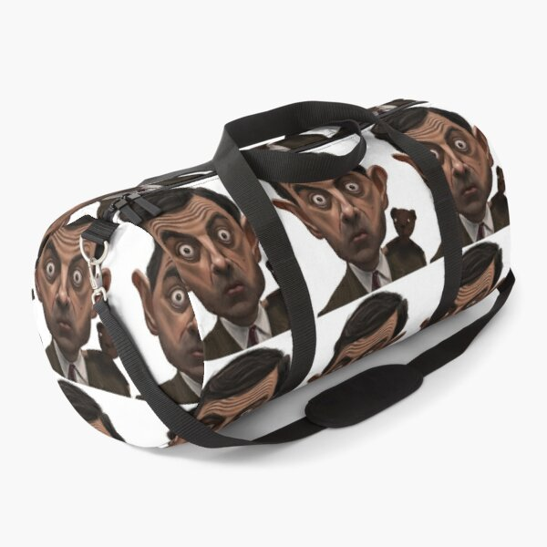 Mr. Bean is a British sitcom created by Rowan Atkinson and Richard Curtis, produced by Tiger Aspect and starring Atkinson as the title character.PANJUL23 Duffle Bag
