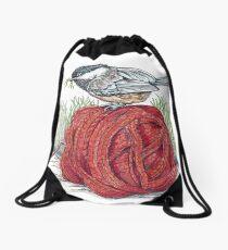 Think Big Drawstring Bag