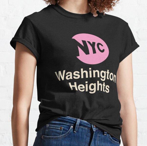 NYC Washington Heights Classic T-Shirt