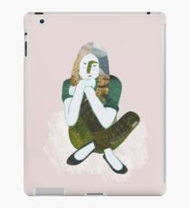 Dreaming / Zen girl iPad Case/Skin