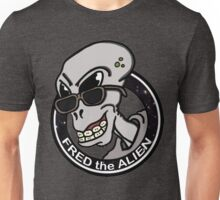 Fred's Head Unisex T-Shirt
