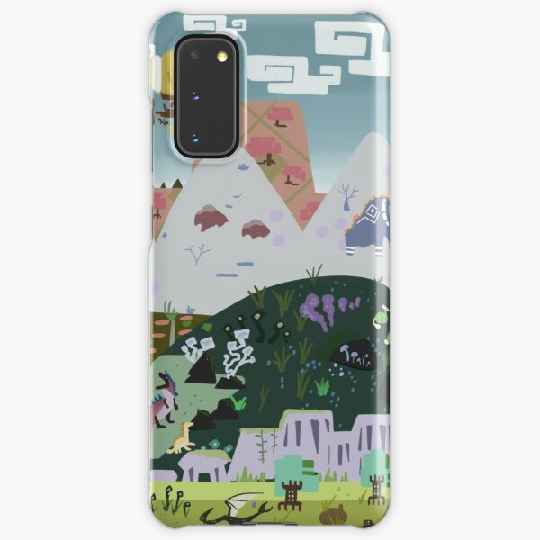 MHU Loading Screen Samsung Galaxy Snap Case