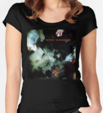 Disintegration  Women's Fitted Scoop T-Shirt