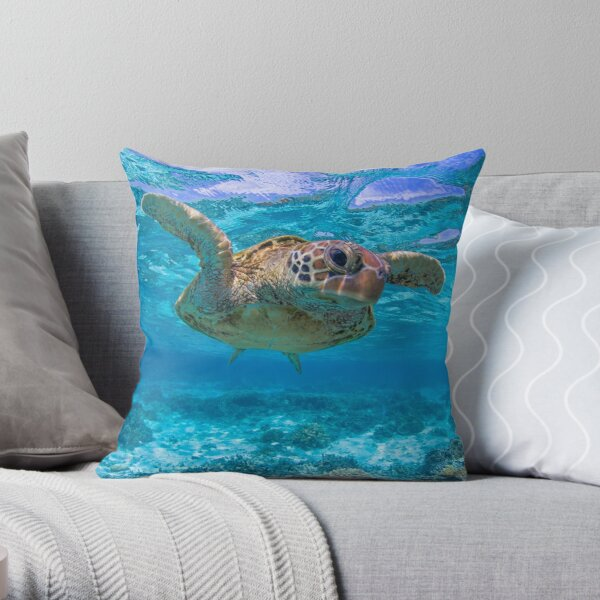 Checking you out Throw Pillow