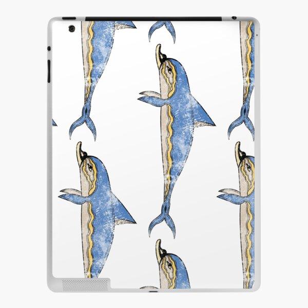 Knossos Dolphin iPad Skin