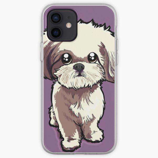 Alice (Shih Tzu) iPhone Soft Case