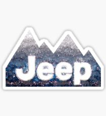 Pegatina Jeep
