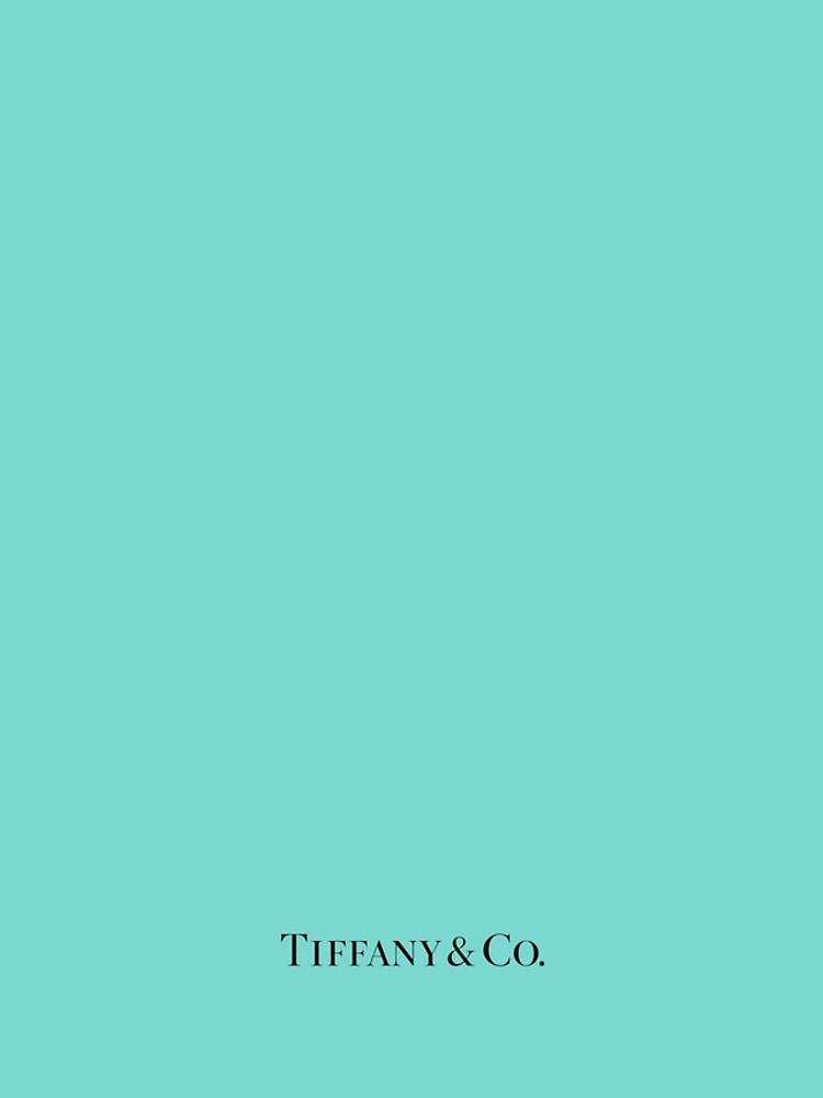 Tiffany Blue w/ Logo by oysterperpetual