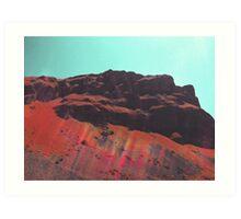 Rainbow Mountain - Brod, Kosovo Art Print