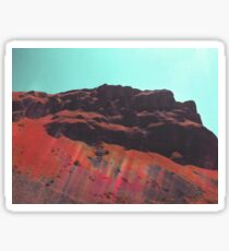 Rainbow Mountain - Brod, Kosovo Sticker