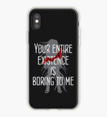 Izuru Kamukura iPhone Case