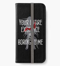 Izuru Kamukura iPhone Wallet/Case/Skin